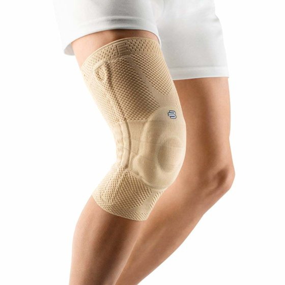 ac3c68e793 Bauerfeind - GenuTrain - Knee Support - Targeted Support for Pain Relief  and Stabilization of the Knee, Provides Relief of Weak, Swollen, and  Injured Knees ...