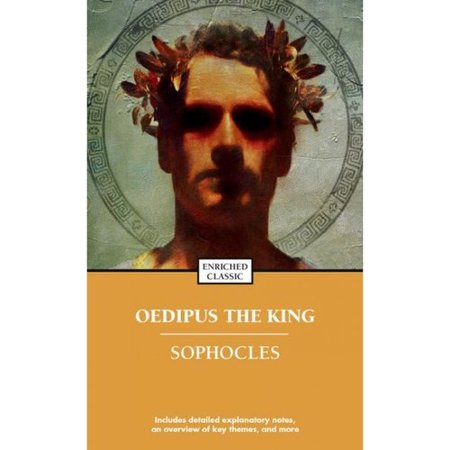 A review of sophocles drama king oedipus