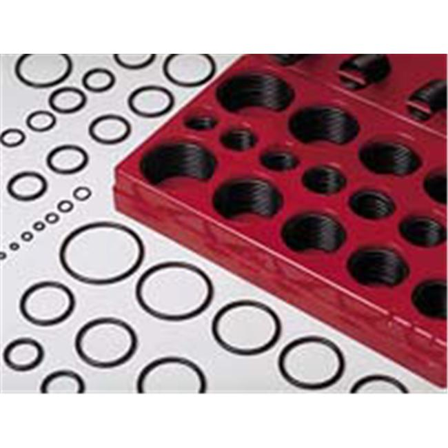 Performance Tool PMW5202 407 Pieces O-Ring Assortment