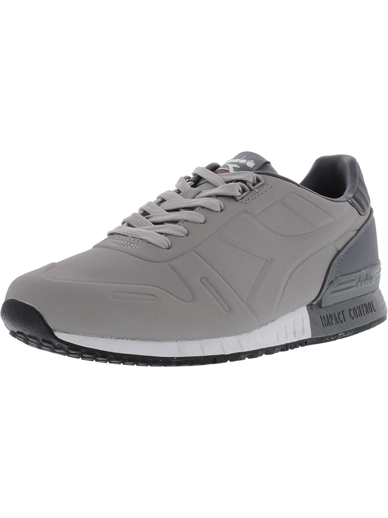 Diadora Men's Titan N Ii Ash / Steel Gray Fashion Sneaker - 10.5M