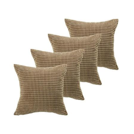 Cushion Cover Corn Striped Corduroy