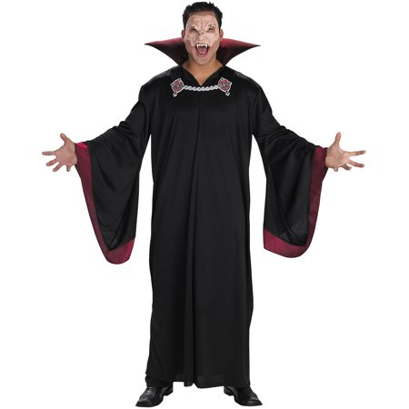 Evil Vampire Adult Halloween - Cheap Vampire Halloween Costume Ideas