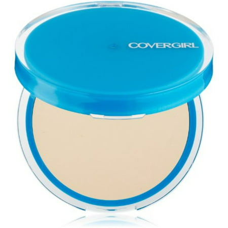 Cover Girl Queen Collection Powder (CoverGirl Oil Control Compact Pressed Powder, Buff Beige [525], 0.35 oz )