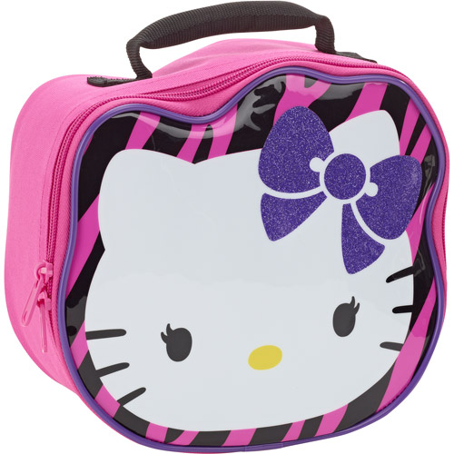 Hello Kitty Die Cut Face Lunchkit