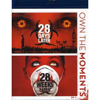 28 Days Later / 28 Weeks Later on Blu-ray