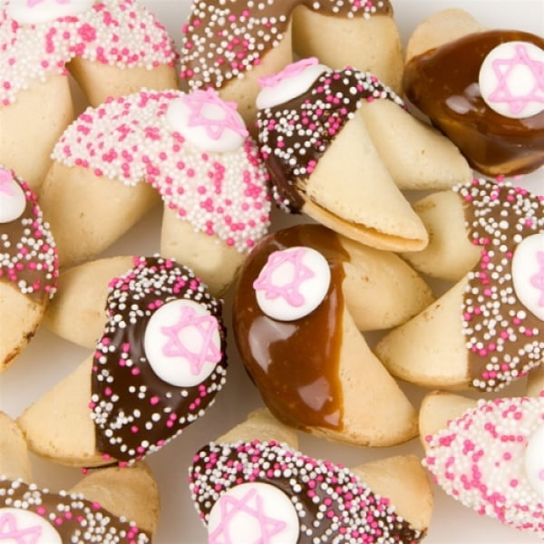 Bat Mitzvah Fortune Cookies by