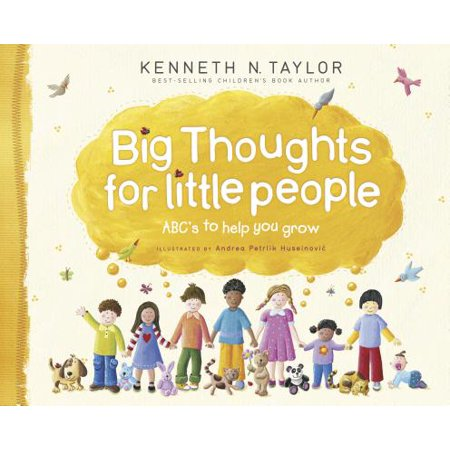 Little Hemp - Big Thoughts for Little People: ABC's to Help You Grow