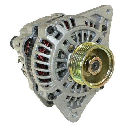 Db Electrical Amt0136  Alternator For Mitsubishi Eclipse 2.4 2.4L 00 01 02 (All) , Eclipse 2.4 2.4L 03 04 05 (with Manual Transmission) , Mirage 1999-2002 99 00 01 02 (All) and Galant 1999 99