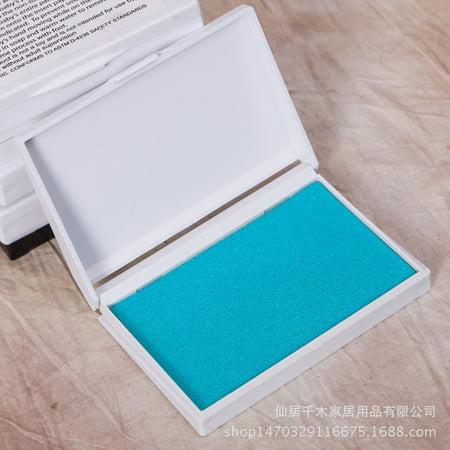 Baby Safe Print Ink Pad Footprint Handprint Kit Keepsake Maker Memories DIY