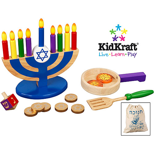 KidKraft Chanukah Set by Overstock