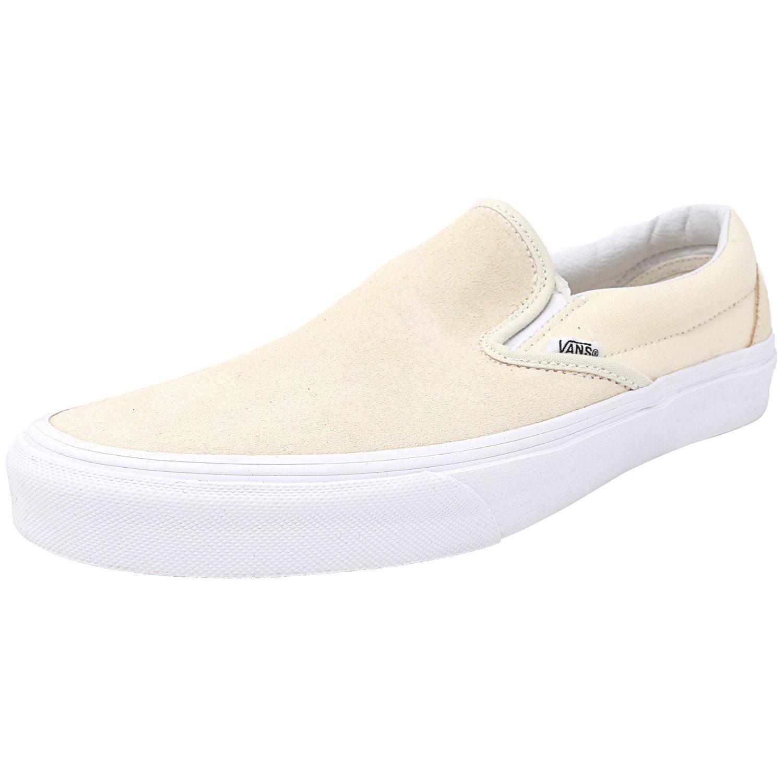 Vans - Vans Classic Slip-On Suede And