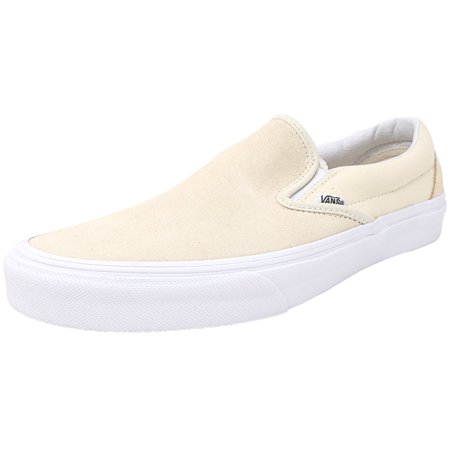 Shoe 8M True 5M Canvas Vans White And On Suede Vans Classic 9 Slip Afterglow Skateboarding wZpwH6x