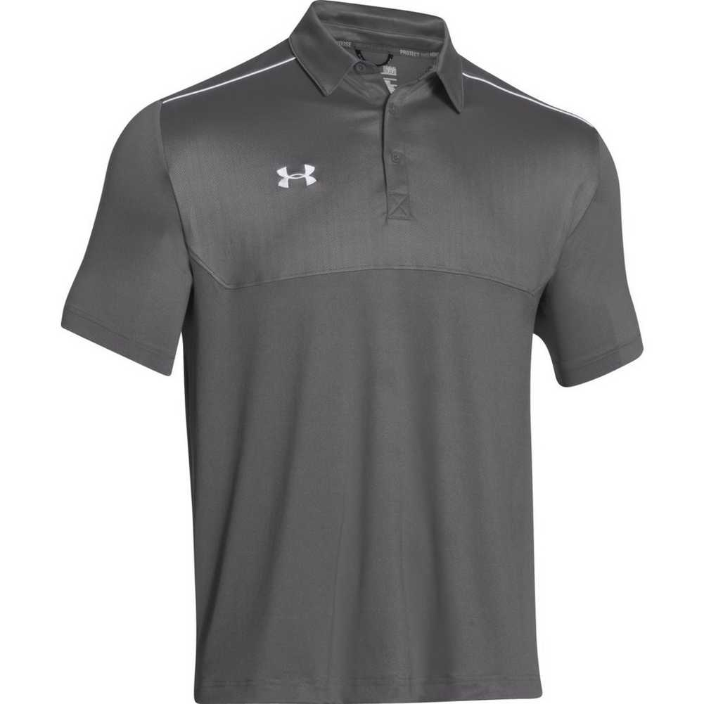 Under Armour Men's Ultimate Golf Polo Shirt Top, Assorted Colors 1247506