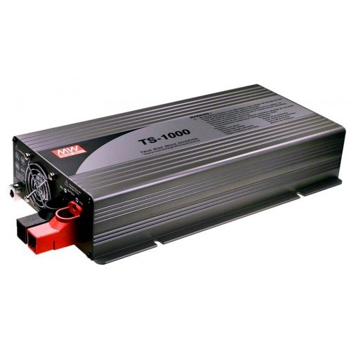 Power Inverters 1000W 12VDC 110VAC GFCI Protection