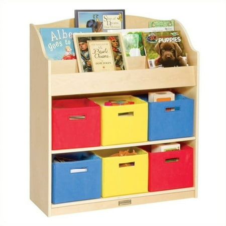 Guidecraft Book and Bin Storage - image 1 of 1