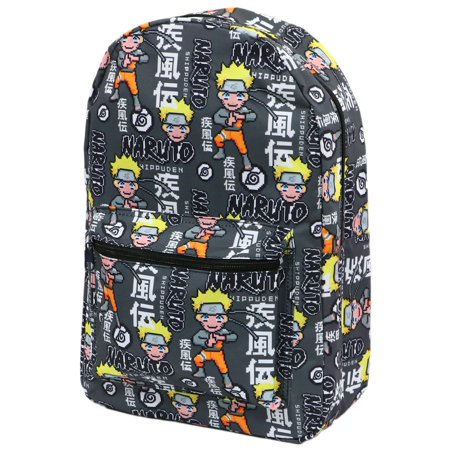 Backpack - Naruto - Sublimated New Licensed
