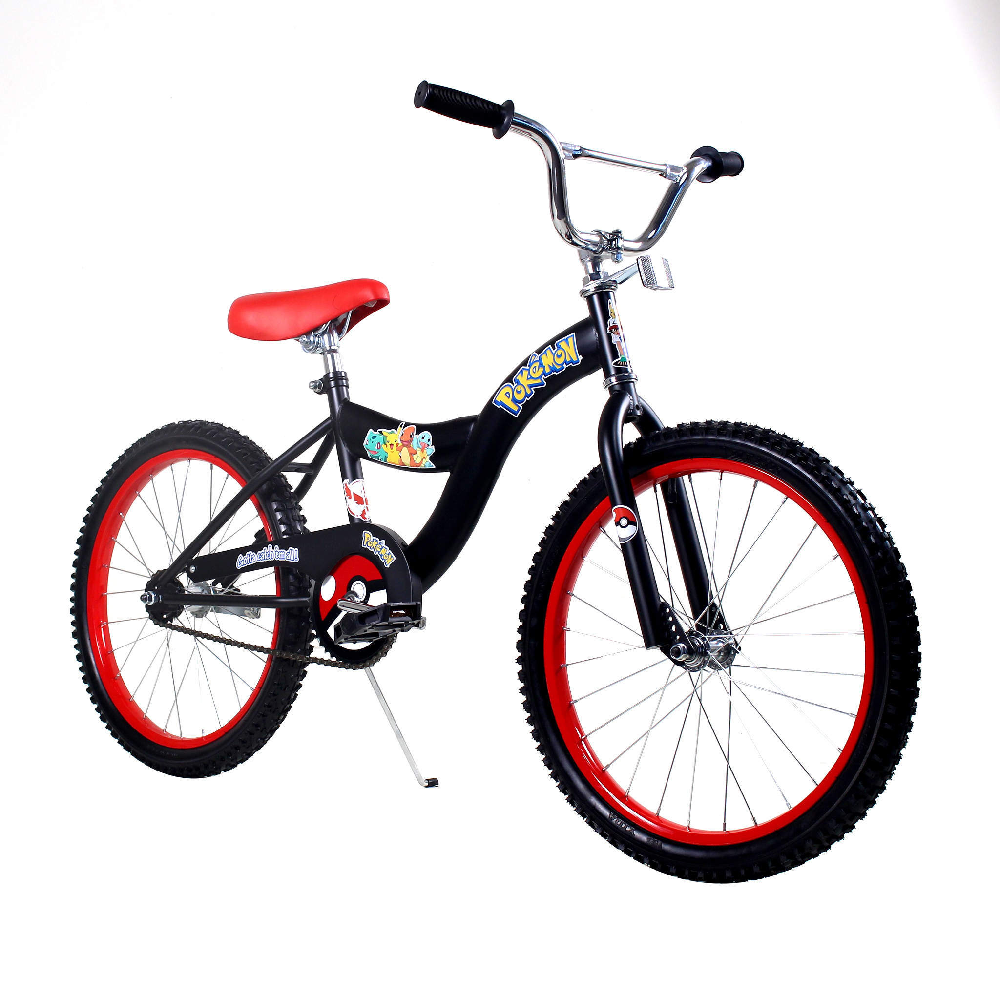 20-inch Boys BMX Bike Black by ZF Bikes, California