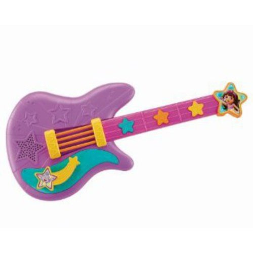 Fisher Price Dora Singing Star Guitar by Dora and Friends