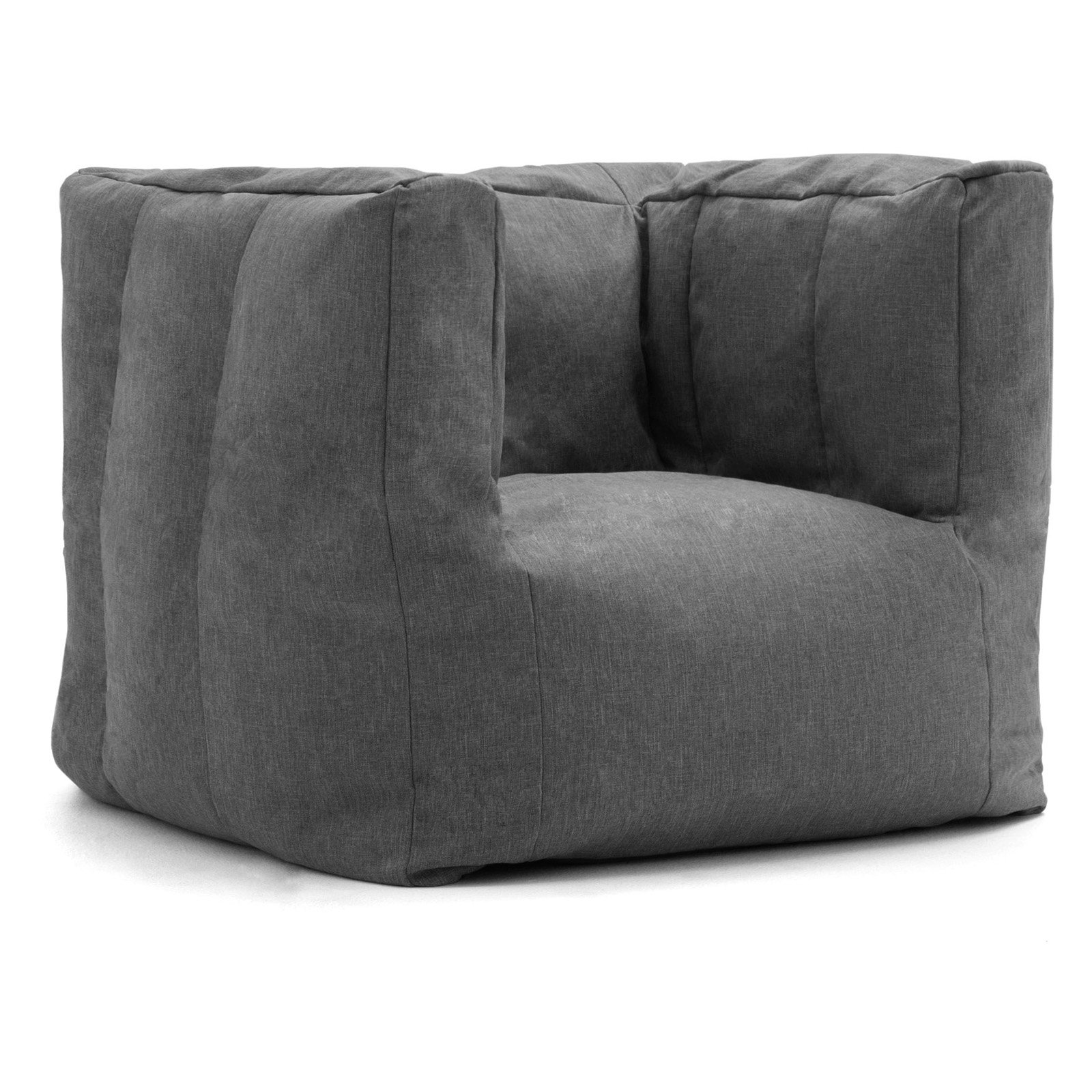 Lux by Big Joe Cube Union Bean Bag
