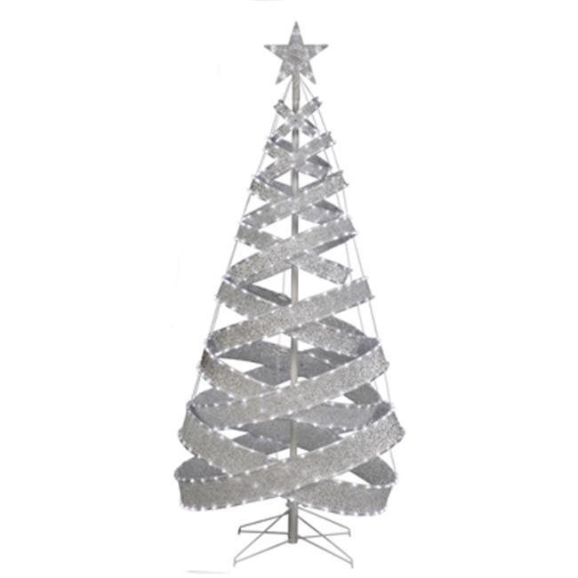 White Twig Christmas Tree Prelit