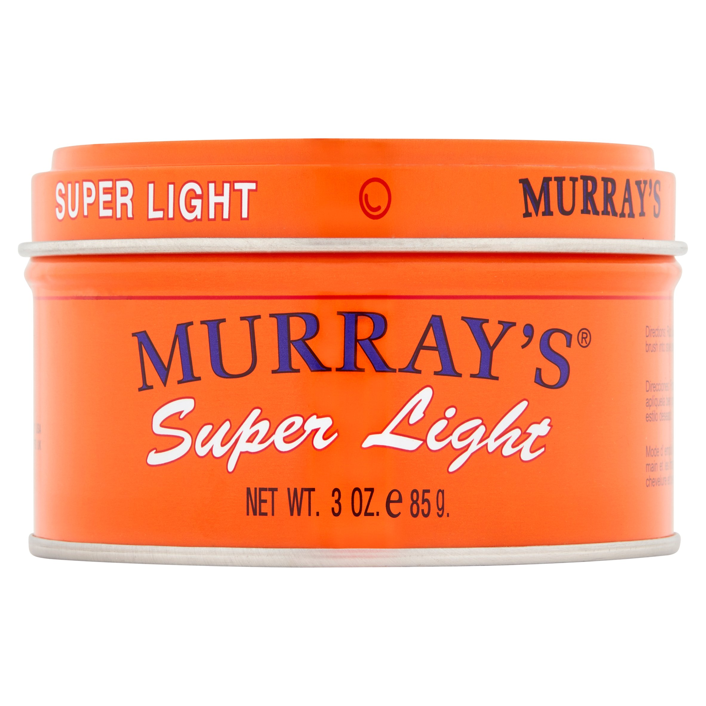 Murray's Super Light Pomade, 3 oz