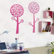 HL-6847 Candy Tree - X-Large Wall Decals Stickers Appliques Home Decor