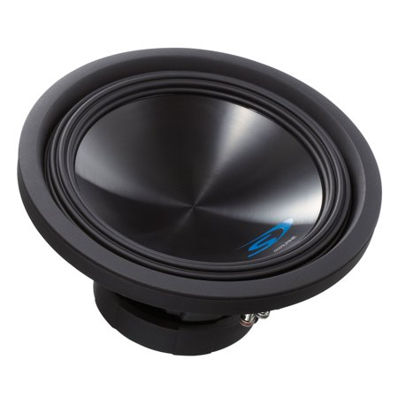 Alpine Type S SWS-12D4 12 Inch 1500 Watt Max 4 Ohm Round Car Audio