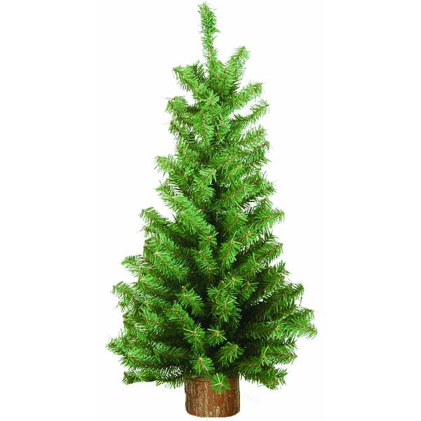Canadian Pine Unlit Artificial Tree