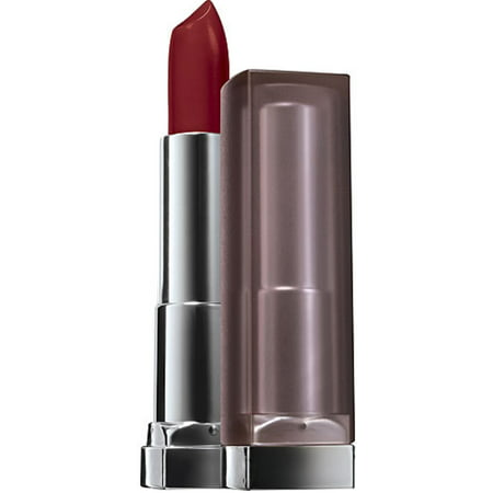 Maybelline New York Color Sensational Creamy Matte Lip Color, Divine Wine [695] 0.15 oz