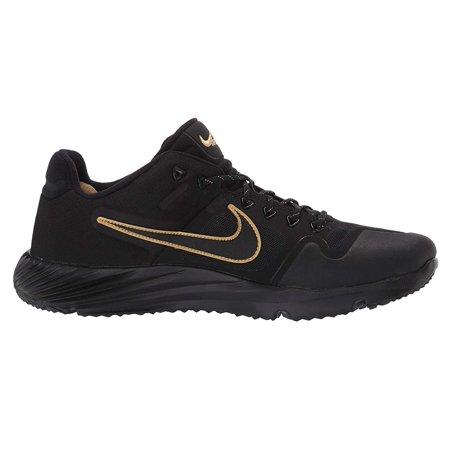 Nike Alpha Huarache Elite 2 Turf Black/Black Nike Huarache Elite