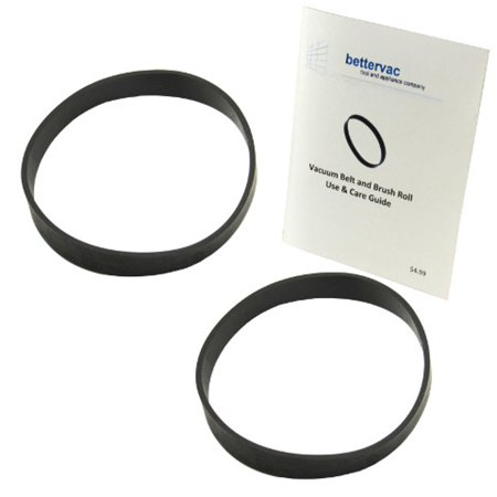 Bissell PowerForce & PowerForce Helix Vacuum Belt 2 Pack #2031093 Bundled With Use & Care