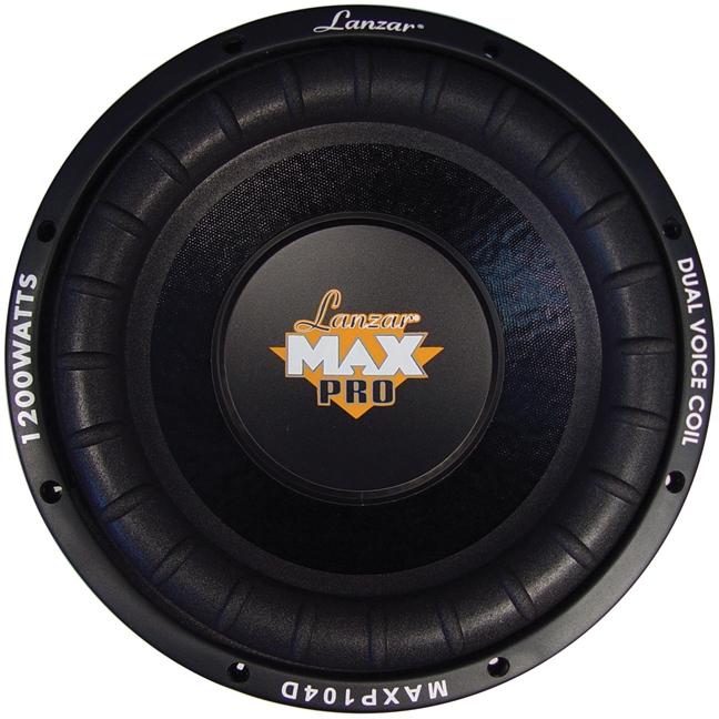10 Inch 1200 Watt Dvc Subwoofer Loudspeaker Car Audio Subwoofer Sound System