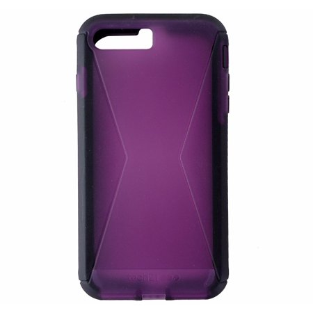 premium selection e9a2d 88c72 Tech21 Evo Tactical Extreme Case Cover iPhone 7 Plus - Violet w/ Purple  Holster