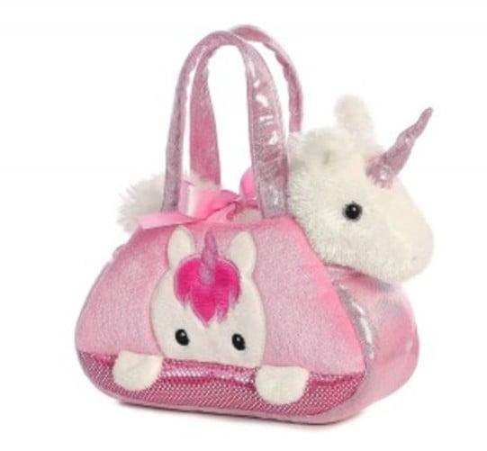 Peek-A-Boo Unicorn Fancy Pals by Aurora - 32795