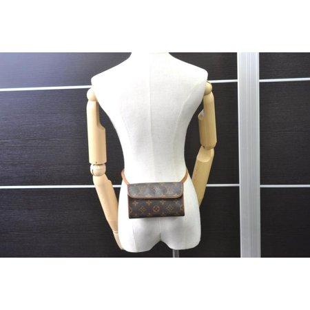 ef8f5f554f7cc Louis Vuitton - Pochette Florentine Fanny Pack B866151 Brown ...