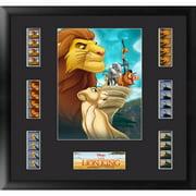Trend Setters Lion King Montage FilmCell Presentation Framed Vintage Advertisement