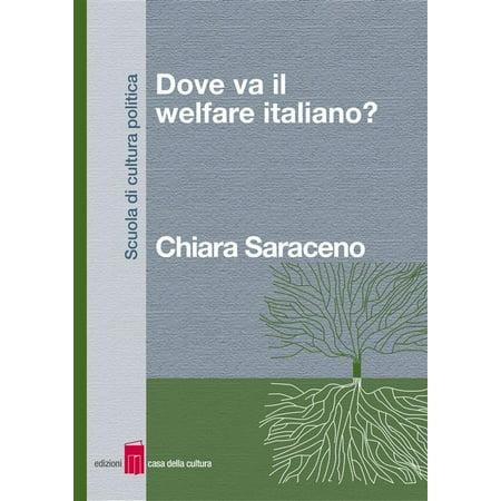 Dove va il welfare italiano? - eBook](Menu Halloween Italiano)