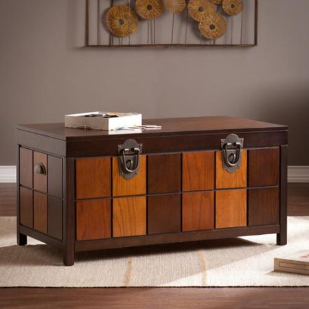 Upton Home Huxley Trunk Coffee Cocktail Table