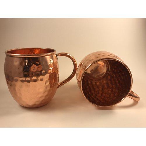 Latitude Run Acheton 18 oz. Moscow Mule Mug (Set of 2)