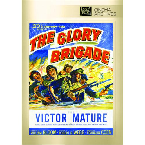 Glory Brigade, The DVD