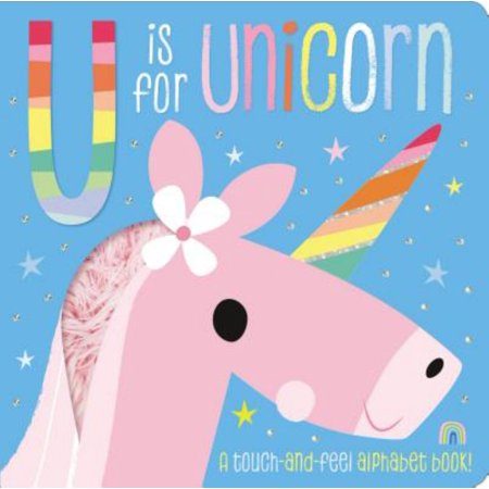 U Is for Unicorn - Touch And Feel Game For Halloween