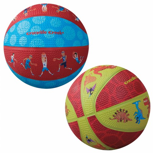 "5"" Mini Basketballs (Set of 2)"