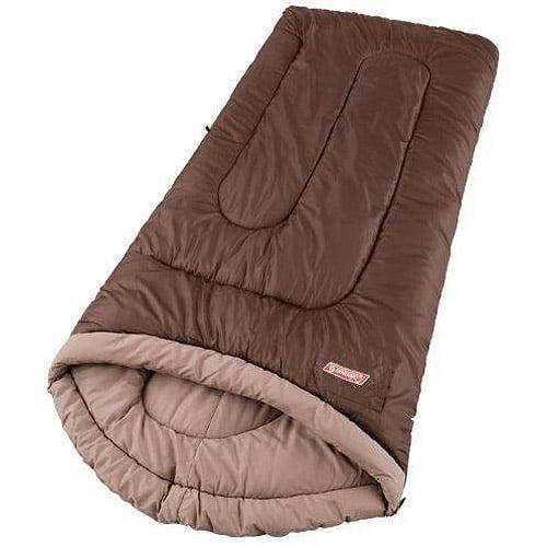 Coleman Montauk 10-30 Degree Rectangular Sleeping Bag