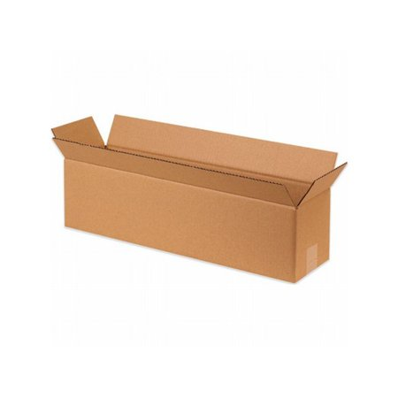 Box Packaging Long Corrugated Box, Kraft - 25/Bundle