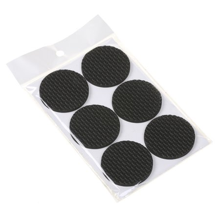12PCS Thickening Anti-slip Wear-resistance Self Adhesive Protecting Furniture Leg Feet Felt Pads Mat Pads for Chair Table Desk Wooden -