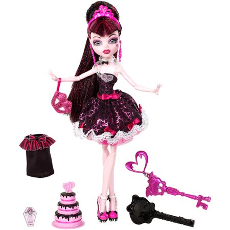 Monster High Sweet 1600 Draculaura Doll (Monster High Draculaura 1600 Birthday)