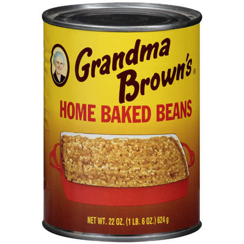 Grandma Brown's Home Baked Beans, 22 oz