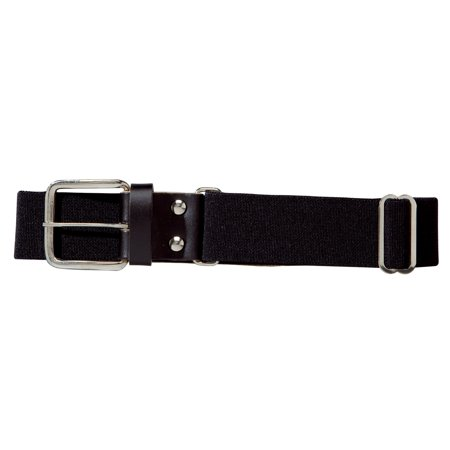 Franklin Sports MLB Baseball Belt, Black