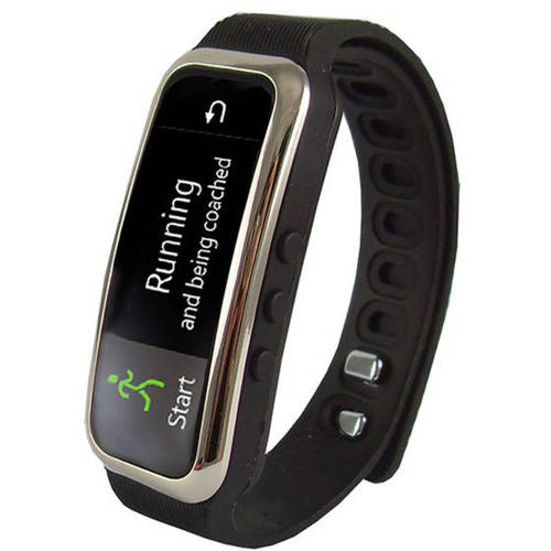 SuperSonic PowerX-Fit Fitness Wristband with Call Alert