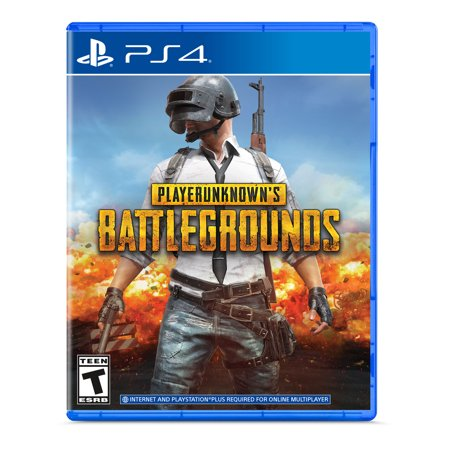 Playerunknown's Battlegrounds, Sony, PlayStation 4,